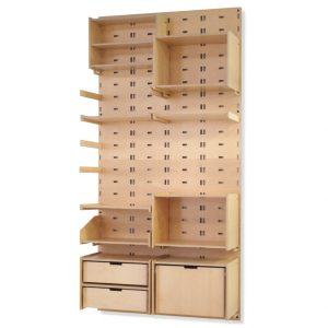Klik Configuration Display & Storage