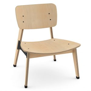 Ohtwo Occasional Chair 101 Natural Birch