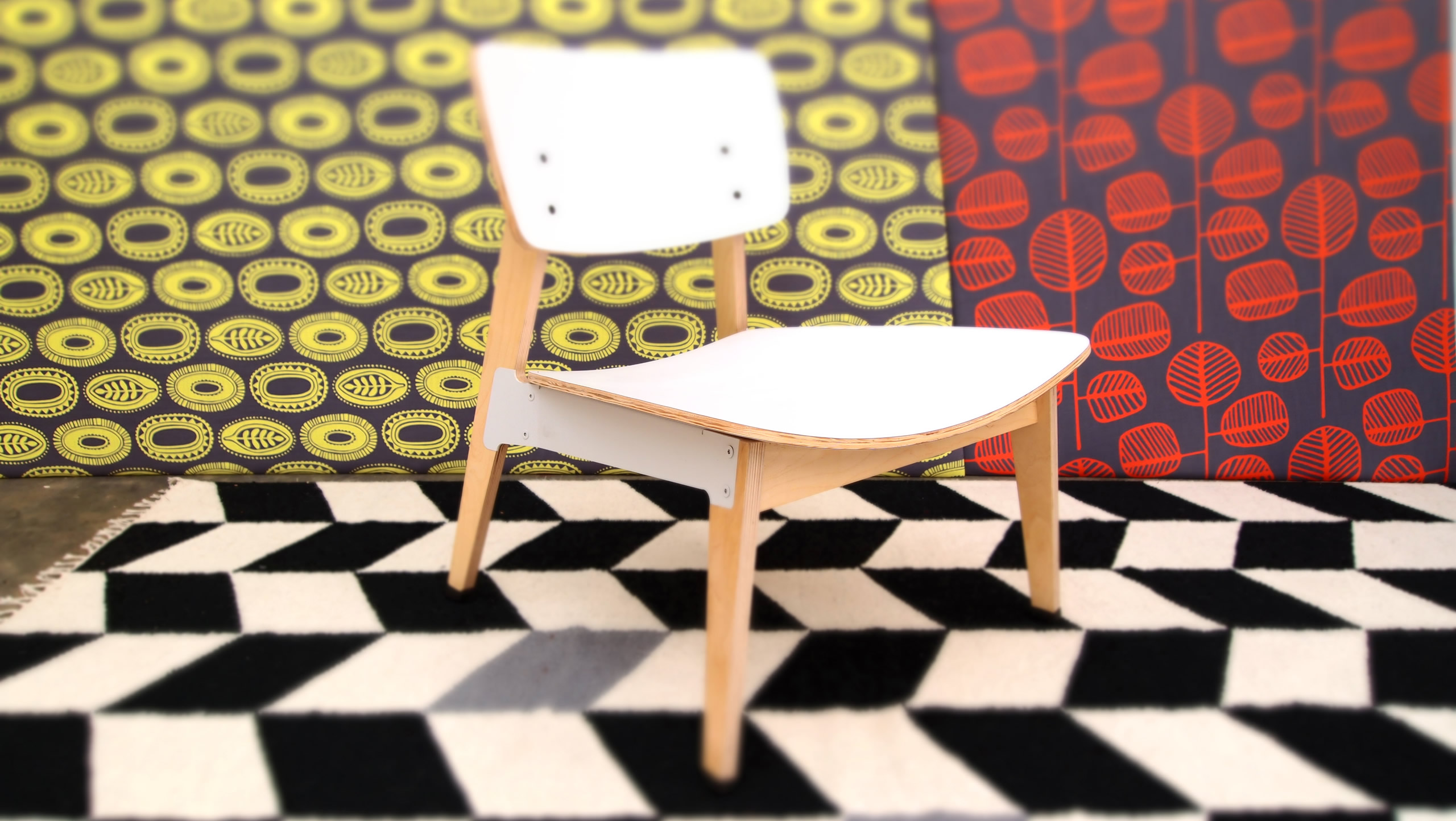 RAW Studios Customerization surfaces Ohtwo chair