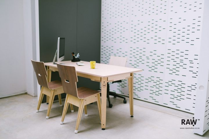 WallSpace modular walling system Office desk chairs furniture