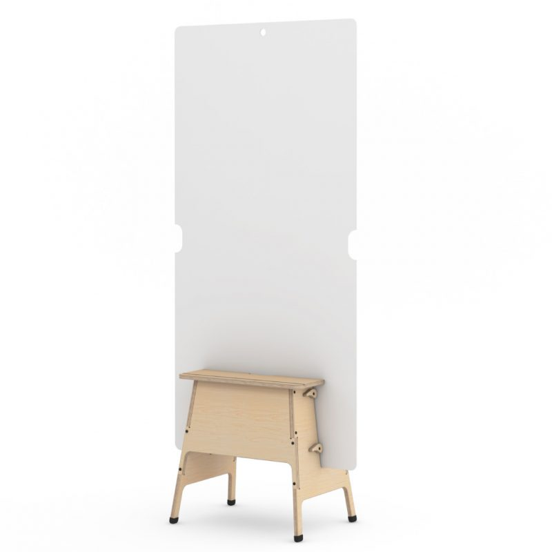 Whiteboard Bench 100