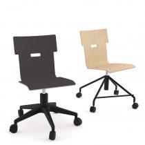 Handi Chair Steel 101 Combination