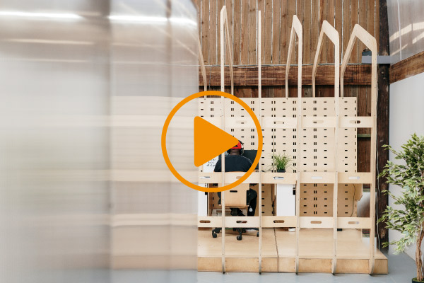 RAW Studios - Mighty Fine - epic office workplace furniture